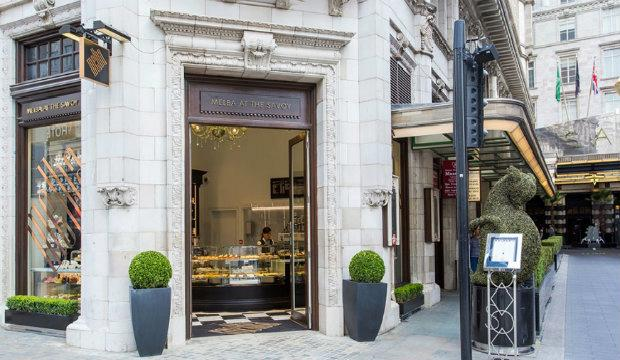 Tuck into winter warmers at Melba at The Savoy
