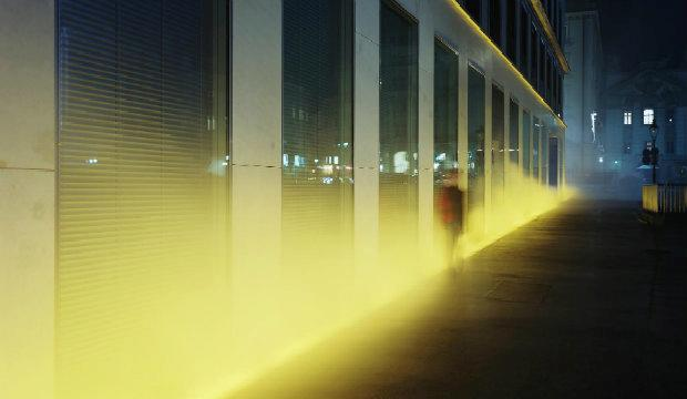 Olafur Eliasson: Yellow Light Spectacle