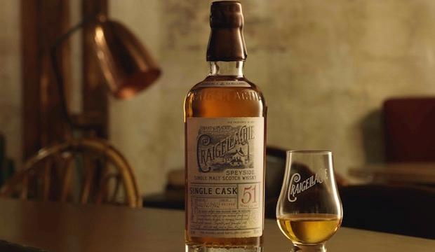 The Craigellachie female Malt Master: Popup Bar 51 FREE tasting of 51 year single malt