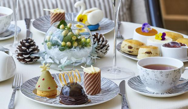 Festive Season at Intercontinental Park Lane