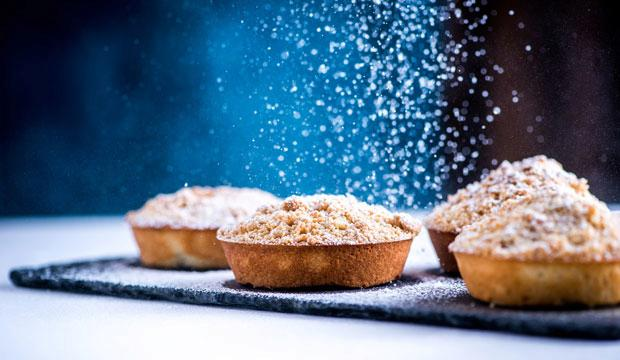 Best spiced mince pie: Indian mince pie at The Curry Room