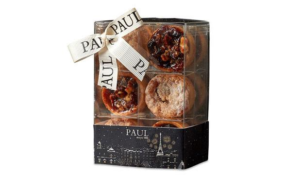Best for bite-sized: PAUL mini mince pie collection