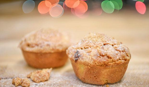 Best for indulging: Bread Ahead's chunky mince pies