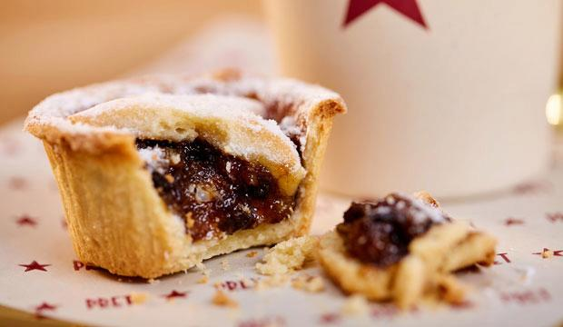 Best at anytime of day: Pret's mince pies