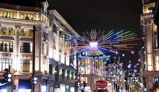 ... Christmas lights London has to offer. Oxford Street - The Best Christmas Lights In London: 2018 Edition Culture Whisper