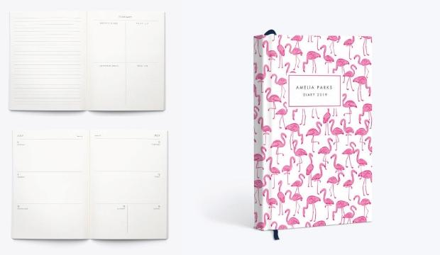 Quirky designs: Papier 2019 Diary