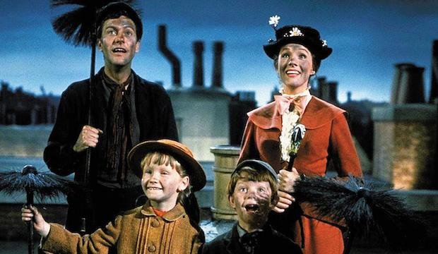 Mary Poppins, BBC One