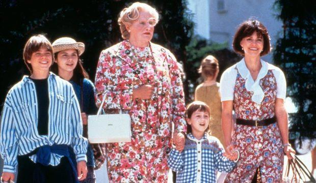 Mrs Doubtfire, Channel 4