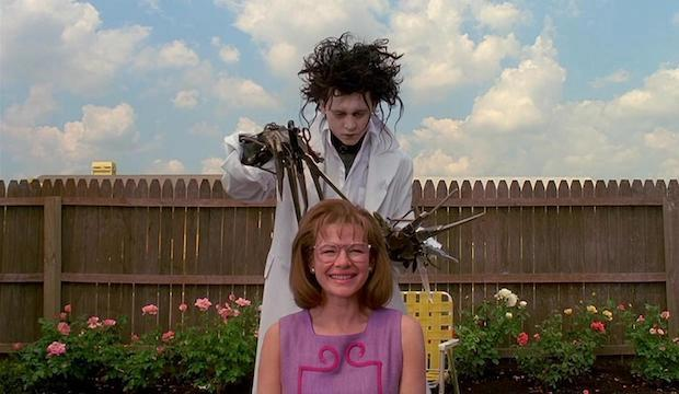 Edward Scissorhands, Channel 4
