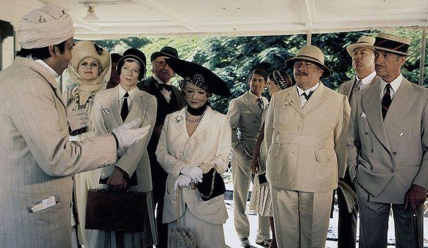 Death on the Nile, BBC Two