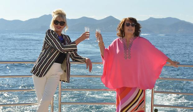 Absolutely Fabulous the Movie, BBC One