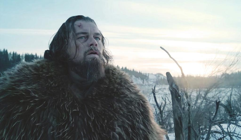 The Revenant, BBC Two