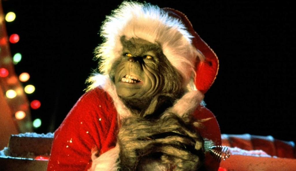 How the Grinch Stole Christmas, ITV