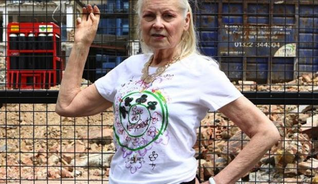 The fashion brands giving back: Vivienne Westwood & Selfish Mother