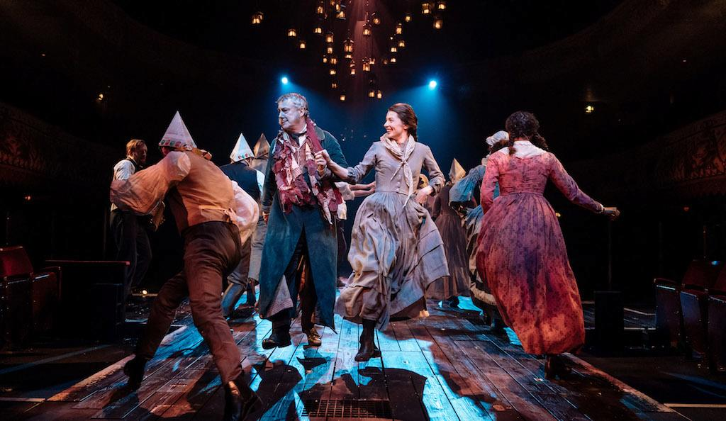 A Christmas Carol, Old Vic Theatre London 2018-19