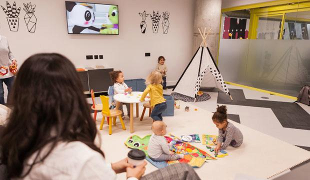 Best for community spirit: Huckletree West, White City