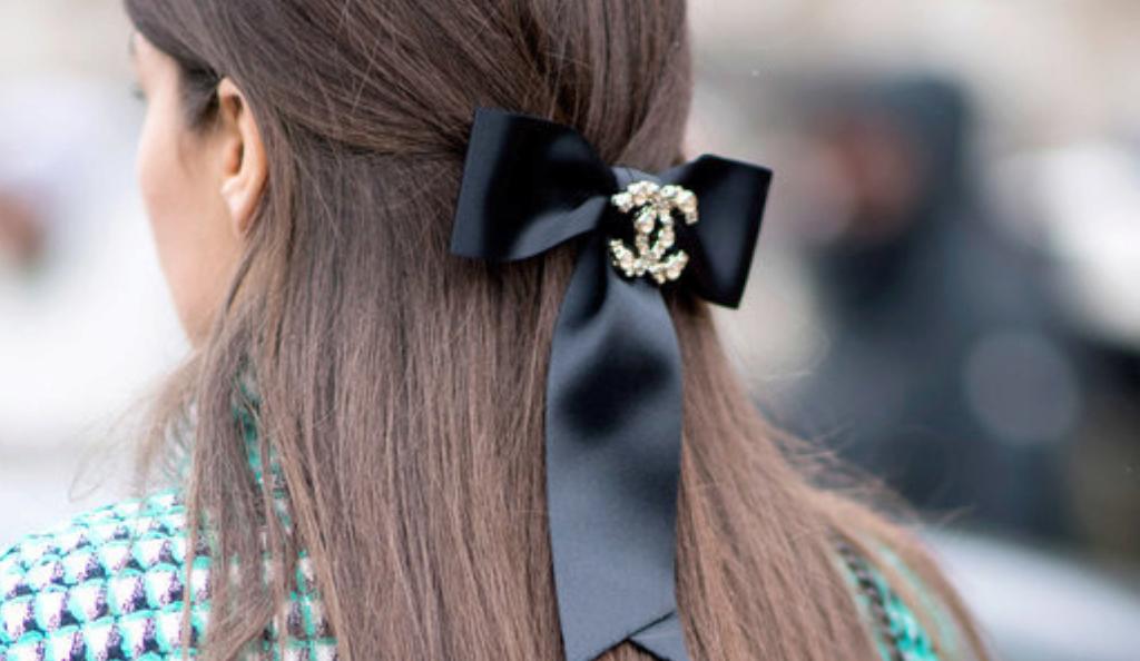 Trend: romantic hair-bows