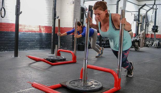 Best for the hardcore: CrossFit Tooting and CrossFit Streatham