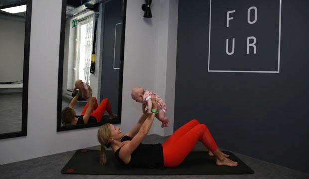 Best for postnatal rehab and pilates: Four Sides London