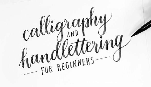 Write thank you notes: Quill London's Calligraphy Courses