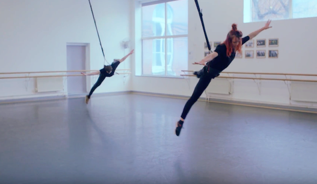 ​Get fit: Bungee Dance Masterclass at Upswing