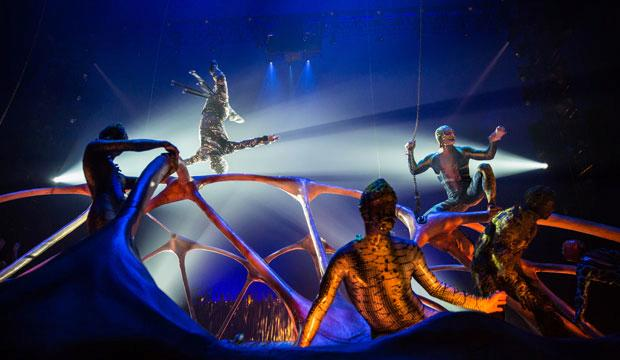 Be wowed with Cirque du Soleil's TOTEM at Royal Albert Hall