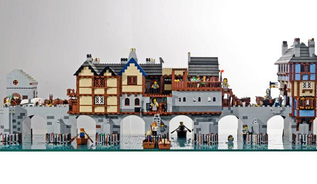 Get LEGO-tastic with Brick Wonders at the Horniman Museum
