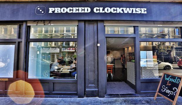 Proceed Clockwise, Shoreditch