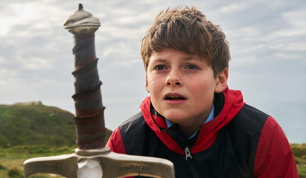 The Kid Who Would be King: Louis Ashbourne Serkis finds his moment