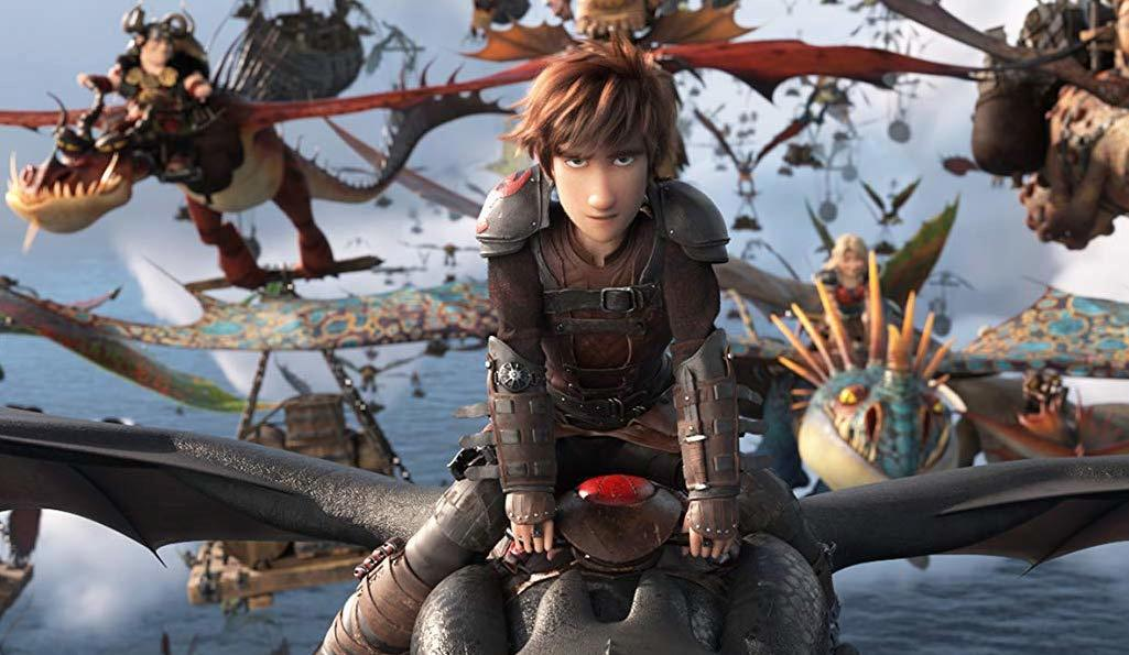 How to Train Your Dragon: The Hidden World, Jay Baruchel trilogy comes to a thrilling conclusion