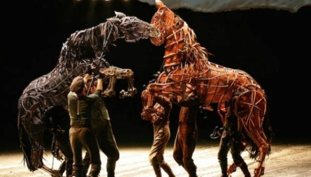 War Horse, Troubadour Wembley Park Theatre
