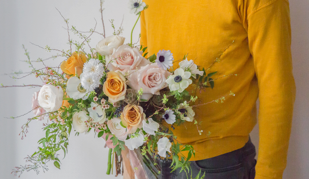 Smell the roses at one of London Flower School's floristry courses