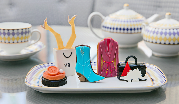 Treat her to the most stylish tea with Prêt-à-Portea at The Berkeley