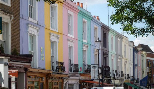 Portobello Road, Notting Hill