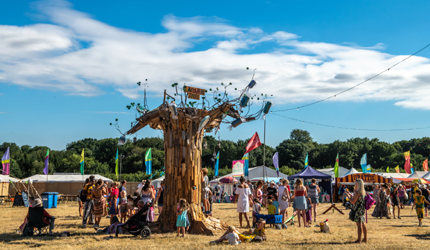 Best for XX: Larmer Tree Festival