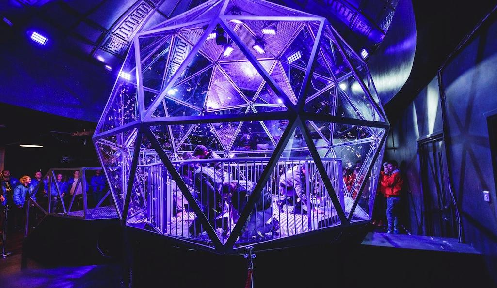 The Crystal Maze, Angel & West End
