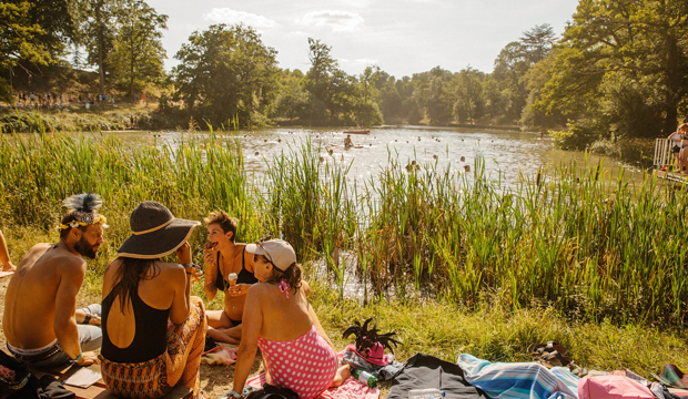 Best for reconnecting with nature : Wilderness Festival