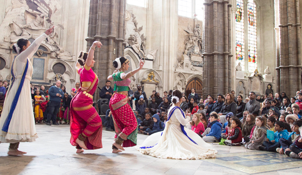 Celebrate cultures with Commonwealth Day at Westminster Abbey