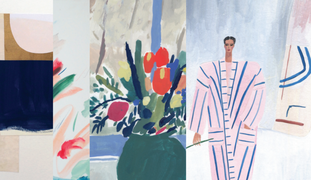 Artfully Walls x Anthropologie Pop-Up