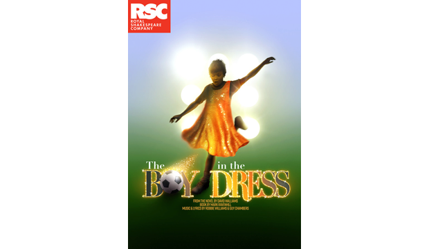 The hit book The Boy in the Dress is becoming a hit musical from the RSC