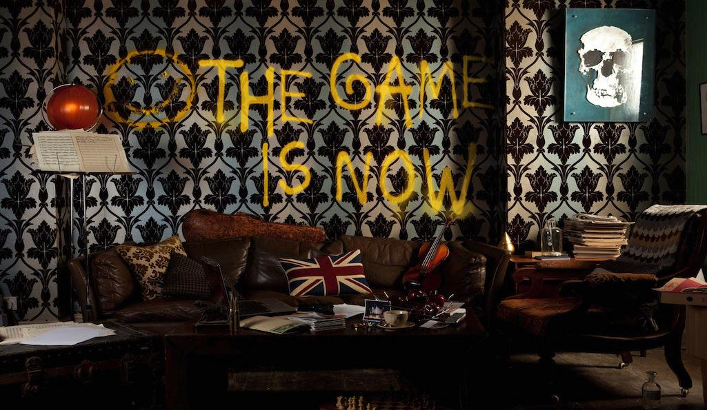 The Game is Now leads escape room teams to 221B Baker Street
