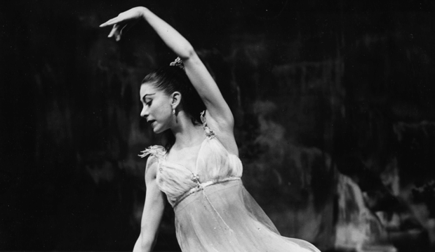 Margot Fonteyn as Ondine, 1958 Photo Roger Wood