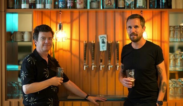 The craft beer bar co-owned by Rick Astley: Mikkeller