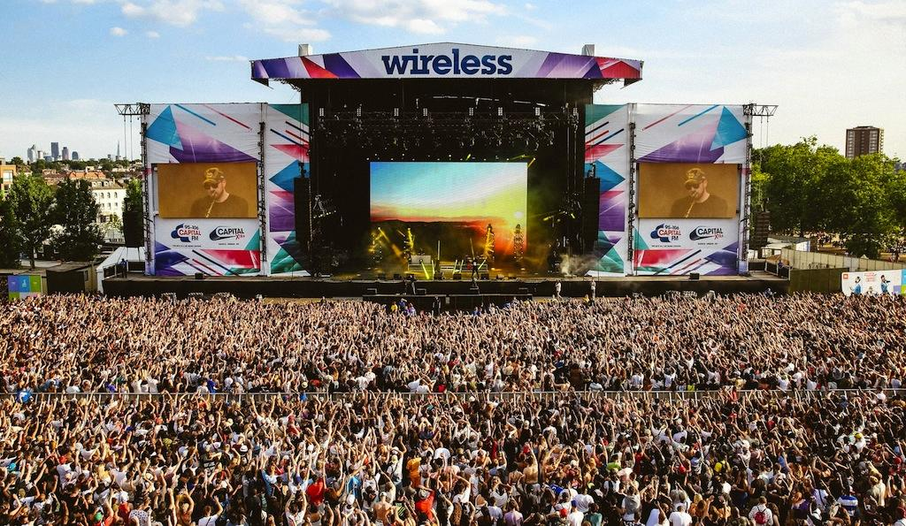 Wireless Festival 2019, Finsbury Park