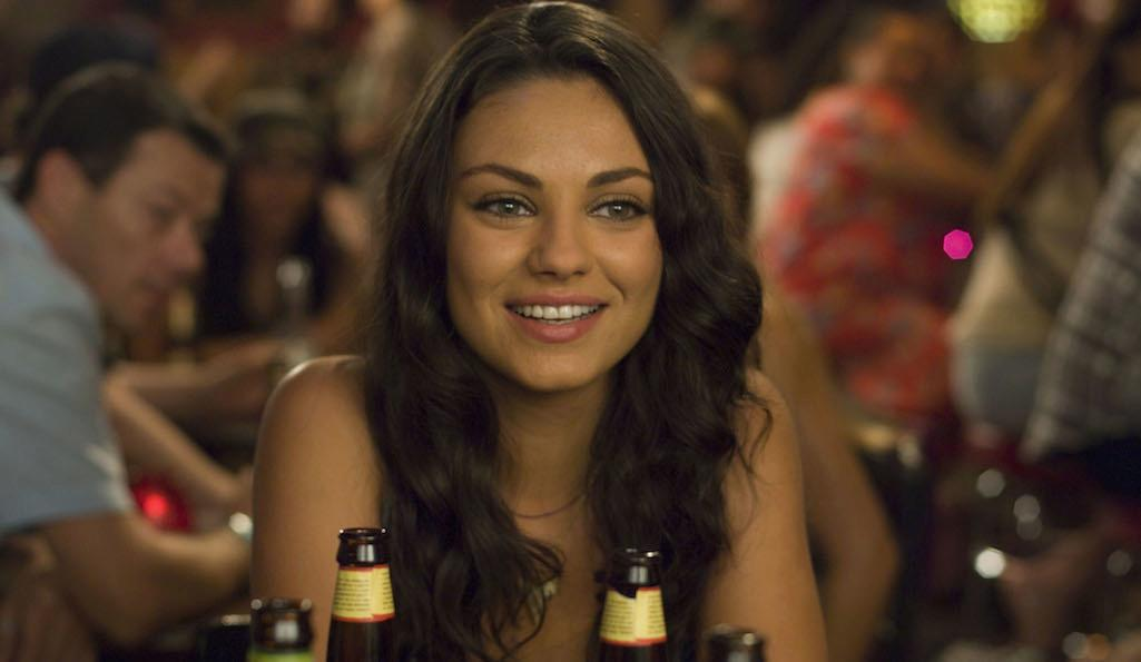 Mila Kunis in Forgetting Sarah Marshall (2008)