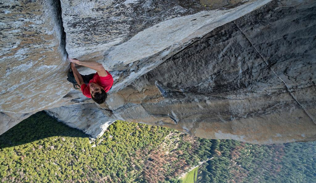 Free Solo: Best Documentary Feature