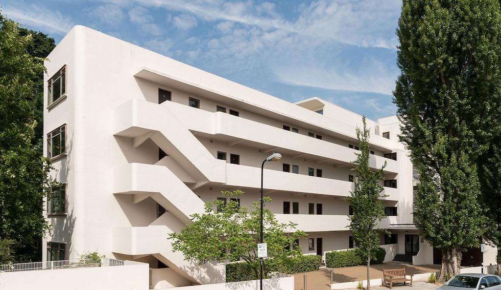 The Isokon building