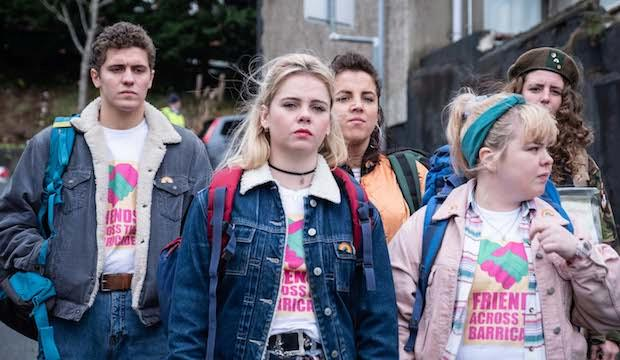 Derry Girls, Channel 4