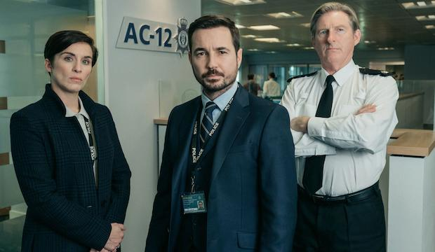 Line of Duty series 5, BBC One