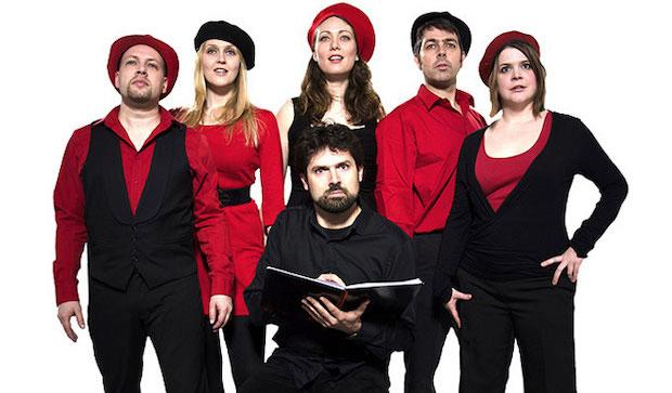 Showstopper!: The Improvised Musical, The Other Palace